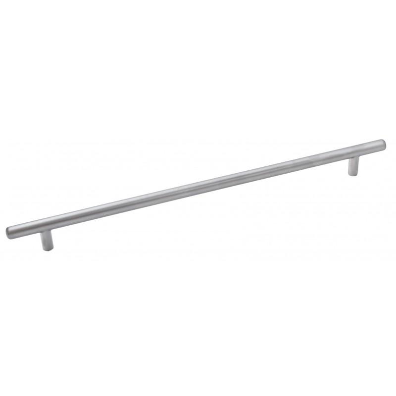 Мебельная ручка 10.104-03 - 224 мм матовый хром