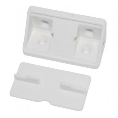 Уголок двойной beyaz (белый) - по 100 штук