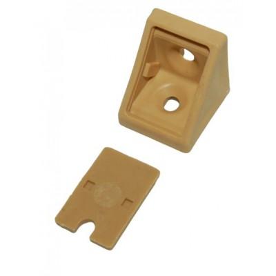 Уголок одинарный kayin (бук) - упаковкой