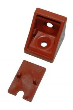 Уголок одинарный kiraz (яблоня) - упаковкой