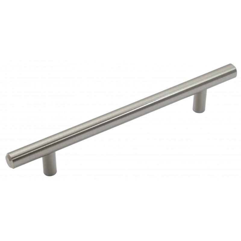 Мебельная ручка 13.01.181 - 128 мм сатин