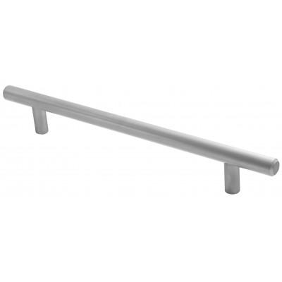 Мебельная ручка 13.01.181 - 160 мм матовый хром