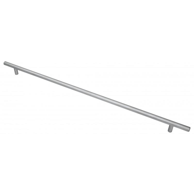 Мебельная ручка 13.01.181 - 448 мм матовый хром