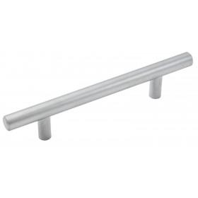 Мебельная ручка 13.01.181 - 96 мм матовый хром