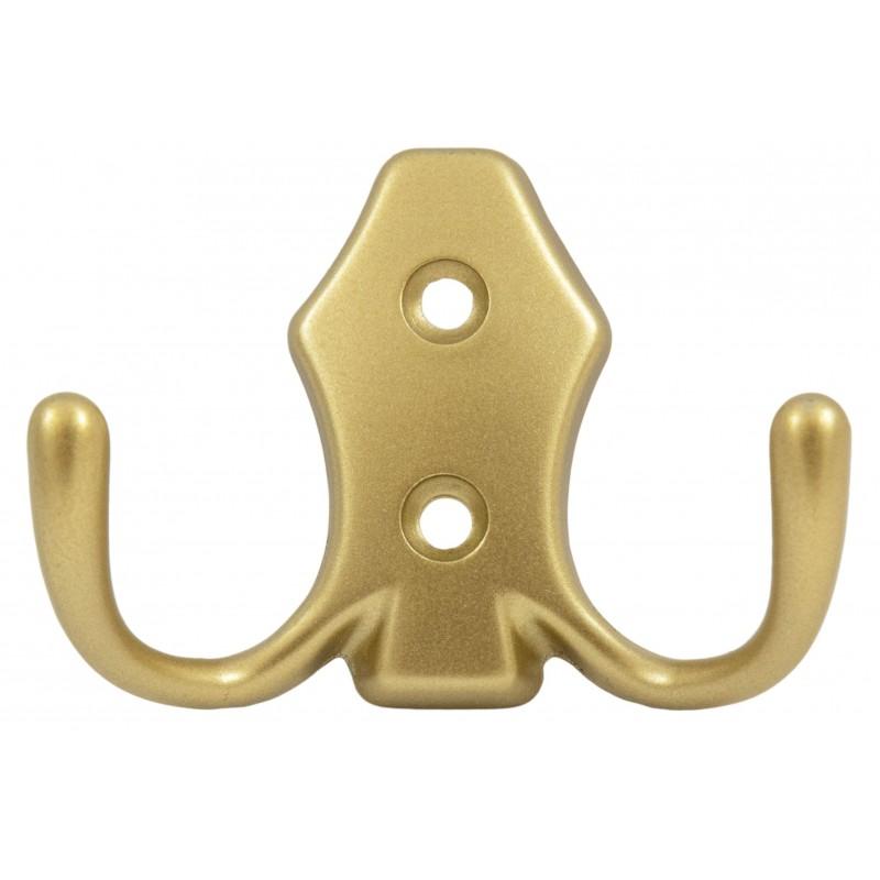 Крючок 13.104-04 матовое золото