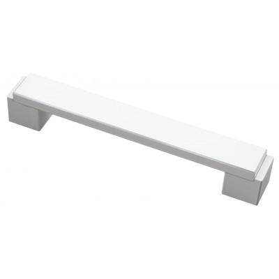 Мебельная ручка 14.509-013 - 160 мм белая
