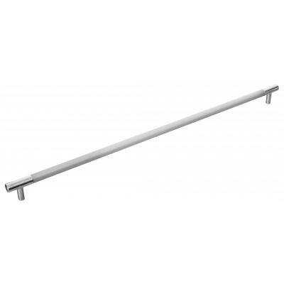 Мебельная ручка 14.111 - 448 мм матовый хром-хром