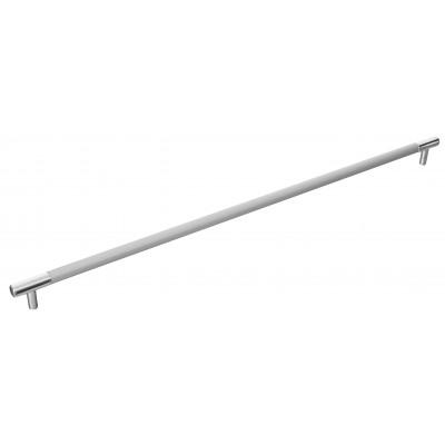 Мебельная ручка 14.112 - 480 мм матовый хром-хром