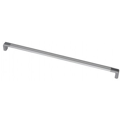 Мебельная ручка 14.135 - 288 мм алюминий-хром