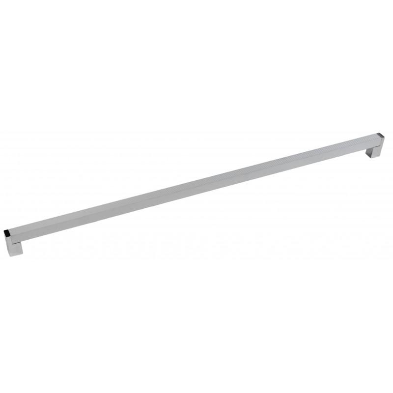 Мебельная ручка 14.253 - 480 мм алюминий-хром