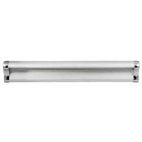 Ручка 14.300 - 192 мм матовый хром-хром