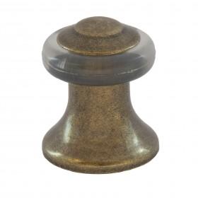 Отбойник напольный 208-08 бронза