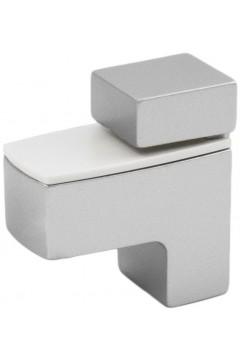 Пеликан квадратный для ДСП 214-03 матовый хром