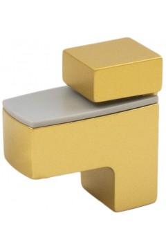 Пеликан квадратный для ДСП 214-04 матовое золото