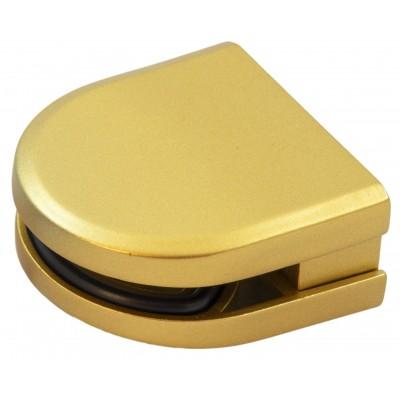 Стеклодержатель большой (54*54 мм) 217-04 матовое золото
