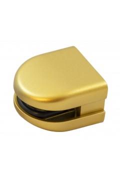Стеклодержатель средний (40*40 мм) 218-04 матовое золото