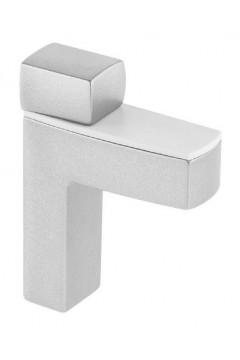 Пеликан 234-03 большой квадратный для ДСП матовый хром