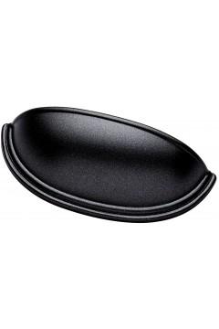 Ручка 3006-012 - 64 мм матовая черная