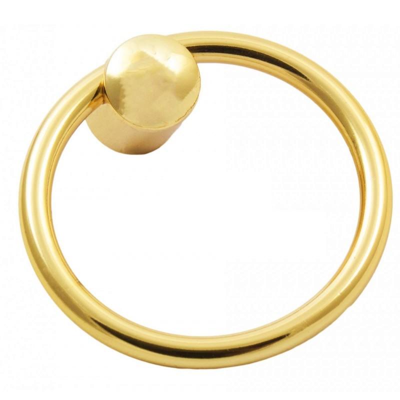 Мебельная ручка 3007-01 золото