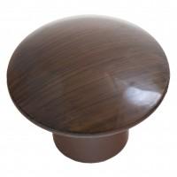 """Мебельная ручка """"керамика"""" 304 (по 100 штук) орех лесной"""