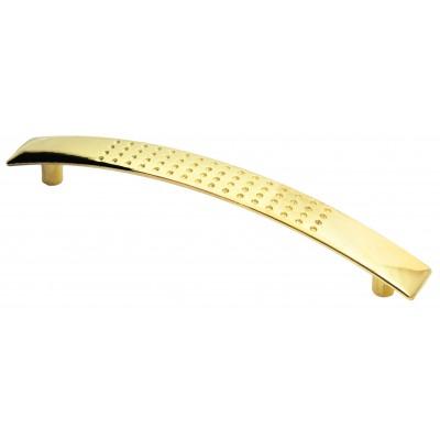 Мебельная ручка 5065-05 - 128 мм золото