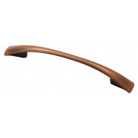 Мебельная ручка 5076-09 - 128 мм медь