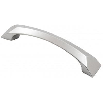 Мебельная ручка 5100-03 - 96 мм матовый хром