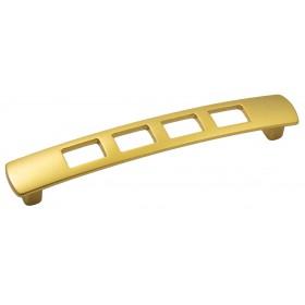 Мебельная ручка 5126-04 - 128 мм матовое золото