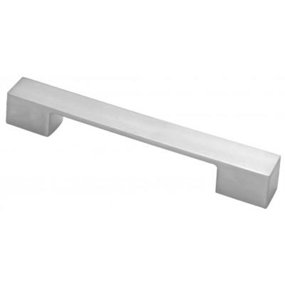 Мебельная ручка 5137-03 - 128 мм матовый хром