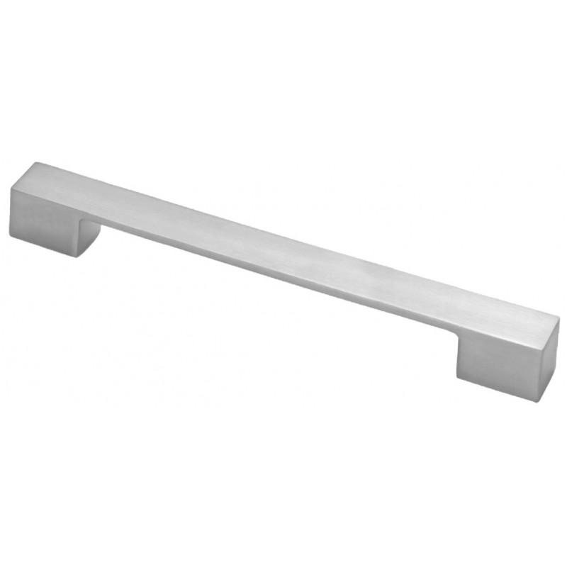 Мебельная ручка 5138-03 - 160 мм матовый хром