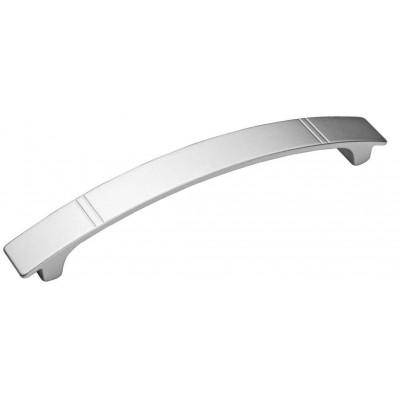 Ручка 5168-03 - 128 мм матовый хром