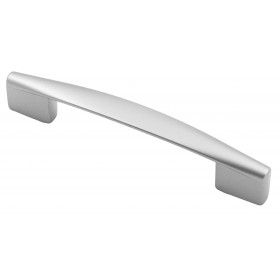 Мебельная ручка 5171-03 - 96/128 мм матовый хром