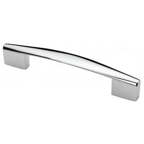 Мебельная ручка 5171-06 - 96/128 мм хром