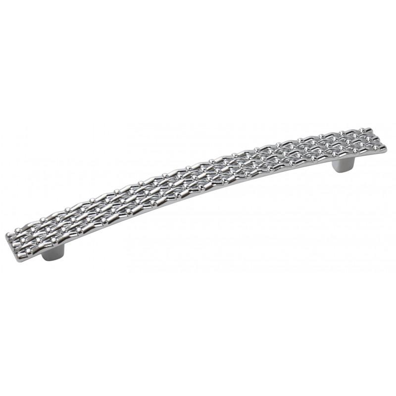 Мебельная ручка 5181-06 - 128 мм хром