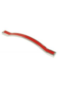 Ручка 5233-06/038 - 160 мм хром-красная