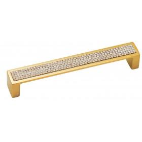 Ручка 5303-04 - 160 мм матовое золото
