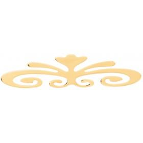 Ручка 5313-01 - 160 мм золото