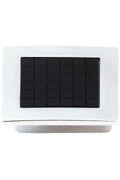 Мебельная ручка 5323-06/011 - 32 мм хром-черный