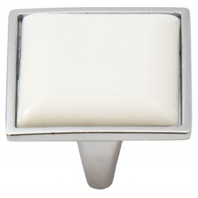 Ручка-керамика 5352-06/046 - 32 мм хром