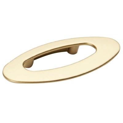 Ручка 5394-04 - 96 мм матовое золото