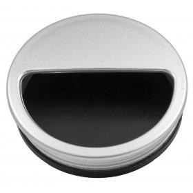 Мебельная ручка 5408-03 матовый хром