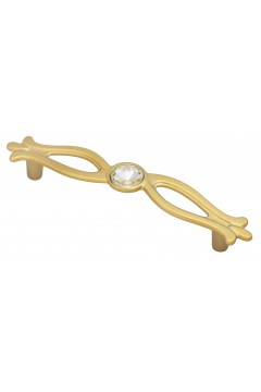 Ручка 5447-04 - 96 мм матовое золото