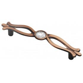 Ручка 5447-09 - 96 мм медь