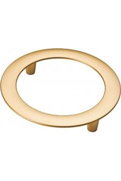 Ручка 5451-04 - 96 mm матовое золото