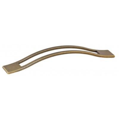 Мебельная ручка 5514-08 - 160 мм бронза