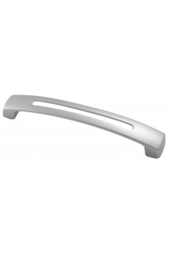 Ручка 5527-03 - 128 мм матовый хром