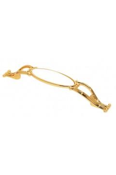 Ручка 5610-01/046 - 128 мм золото