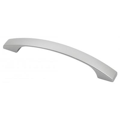 Мебельная ручка 5633-03 - 128 мм матовый хром