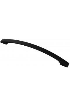 Мебельная ручка 5635-012 - 192 мм матовая черная