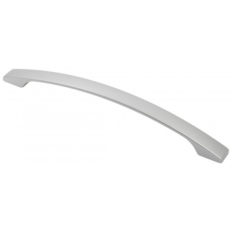 Мебельная ручка 5635-03 - 192 мм матовый хром